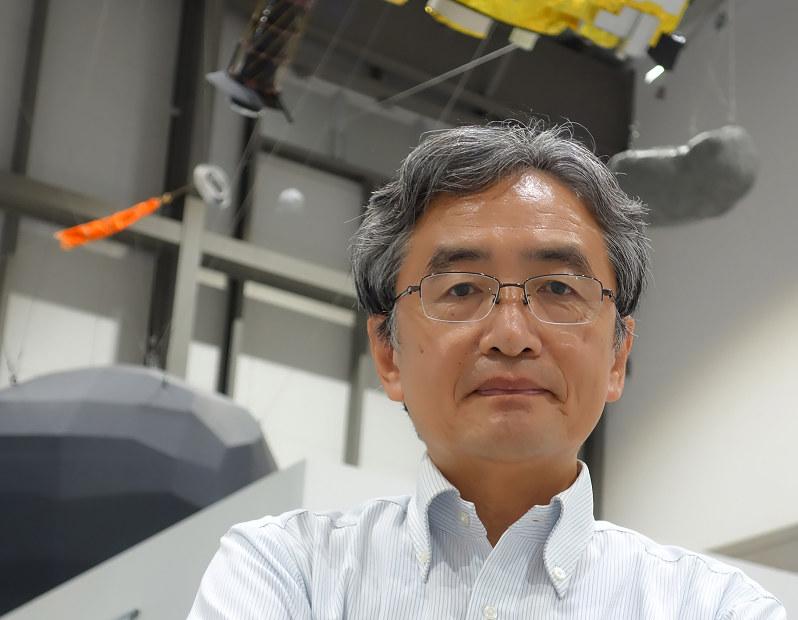 「親に望遠鏡を買ってもらい、1人で月や惑星を眺めていた子どもでした」 撮影=富安京子