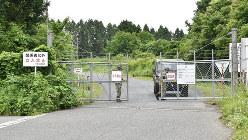 陸上自衛隊の饗庭野演習場=滋賀県高島市で、成松秋穂撮影