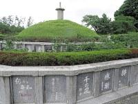 故人の好きな言葉が刻まれた新潟市の合葬式共同墓「安穏廟(あんのんびょう)」