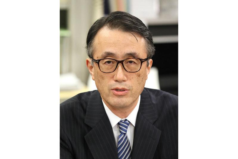 三毛兼承 三菱UFJ銀行頭取