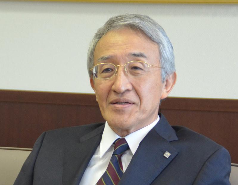 永野毅 東京海上ホールディングス社長