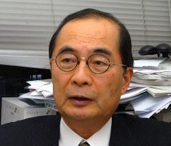 吉川洋 立正大学教授