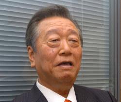 小沢一郎 自由党共同代表