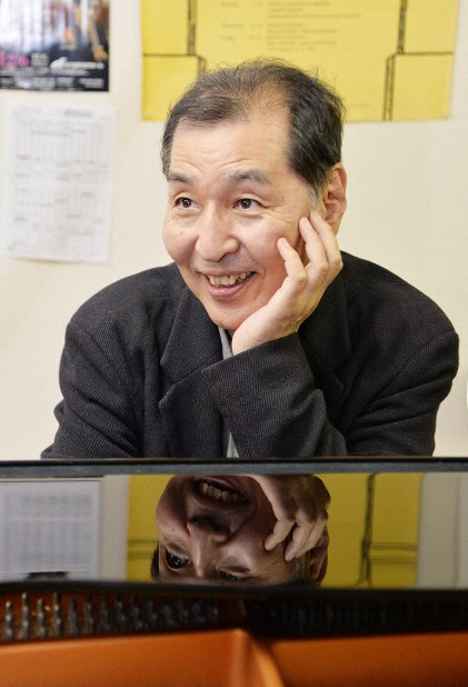 大阪音楽大の岡原慎也教授
