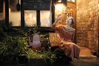 樹木希林さん(女優)=2012年、須賀川理撮影