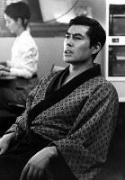 加藤剛さん(俳優)=1967年撮影