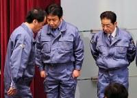 仙谷由人さん(旧民主政権官房長官、元衆院議員)=2011年、藤井太郎撮影