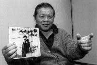 左とん平さん(俳優)=1994年撮影