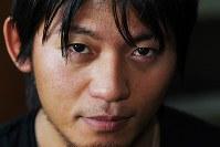 栗城史多さん(登山家)=2011年、石井諭撮影