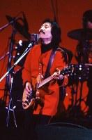 井上堯之さん(ギタリスト、作曲家、元「ザ・スパイダース」)=1981年撮影