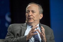 長期停滞論に火を付けたサマーズ元米財務長官 Bloomberg
