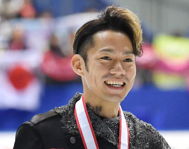フィギュアスケート男子の高橋大輔(32)