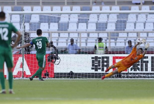 サッカー日本代表:アジア・カップ 日本 vs トルクメニスタン - 毎日新聞