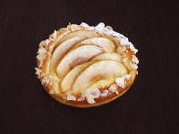 王林のチーズクリームタルト(281円)=提供写真