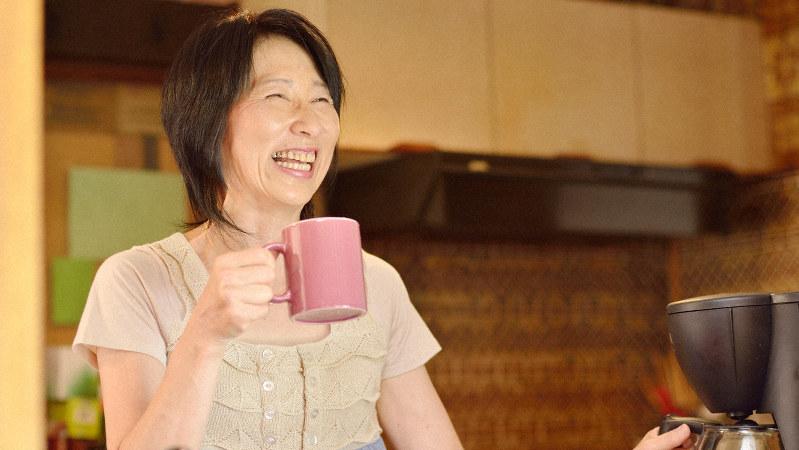 不眠で元気のなかった更年期女性が笑顔を取り戻したのは……