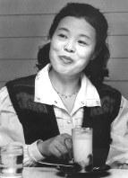 市原悦子さん=1983年撮影