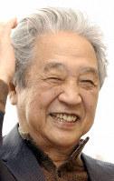 Takeshi Umehara is seen in Kyoto's Nakagyo Ward in this Feb. 21, 2007 file photo. (Mainichi)