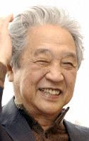 哲学者・梅原猛さん=京都市中京区で2007年2月21日