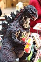 Godzilla from the 2017