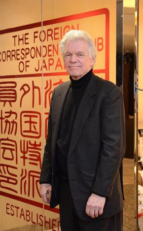 「アメリカと中国の貿易戦争はこれからもっとひどくなる。日本は両方とうまく付き合わないといけないね」 撮影=武市公考