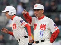 高嶋仁 /智弁和歌山を率いて春1回、夏2回の優勝を果たす。甲子園通算68勝は歴代最多=2010年3月23日、森園道子撮影