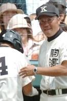 香田誉士史 /95年に駒大苫小牧の監督に就任。04年夏の甲子園で北海道勢初優勝を達成し、05年夏も連覇。現在は西部ガスの監督=2006年8月18日、小松雄介撮影