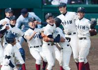 第84回大会・大阪桐蔭=2012年4月4日、久保玲撮影