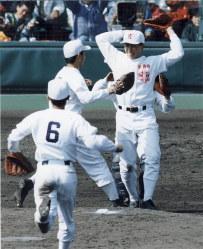 第67回大会・観音寺中央=1995年4月5日撮影