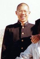 もてもてだった中学時代の修学旅行。群馬県の草津温泉などを訪ねた=土平ドンペイさん提供
