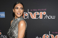 In this Dec. 3, 2018 file photo, Kim Kardashian West attends