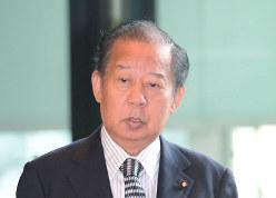 二階俊博自民党幹事長
