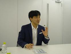 柴山和久 ウェルスナビ代表取締役CEO