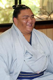 Komusubi Mitakeumi (Mainichi)