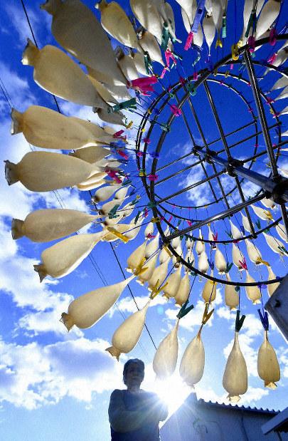 Photo Journal: Ballooning production
