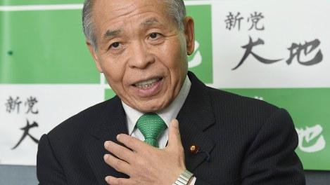 鈴木宗男 | 毎日新聞「政治プレミア」