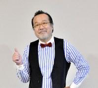 絵本作家の中川ひろたかさん=金の星社提供
