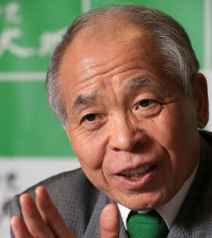 鈴木宗男 元衆院議員