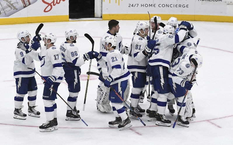 Nhl Lightning Beat Islanders 1 0 In Shootout The Mainichi