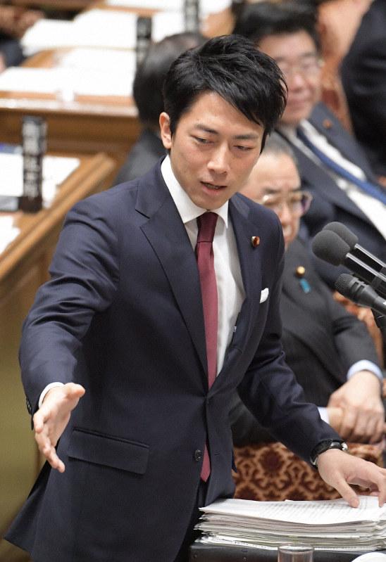 国会が裁くか問われる 小泉進次郎氏、丸山穂高議員糾弾決議に「造反 ...