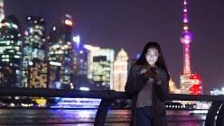 中国でスマホが減速