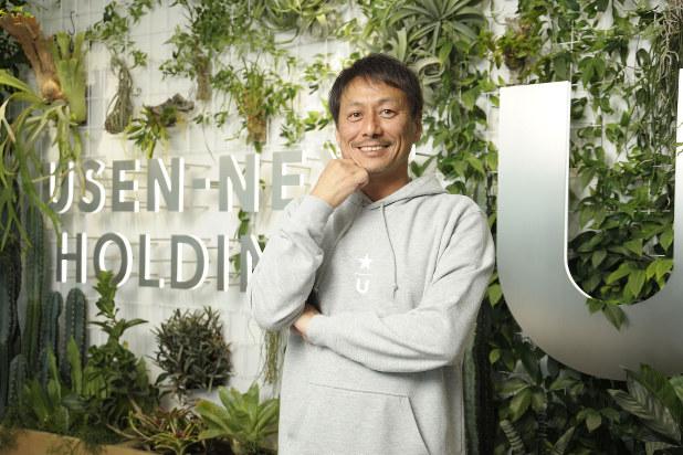 Interviewer 藤枝 克治(本誌編集長):Photo 蘆田剛:東京都品川区の本社で