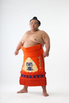 Sumo wrestler Takakeisho (Mainichi/Yoshinori Matsuda)