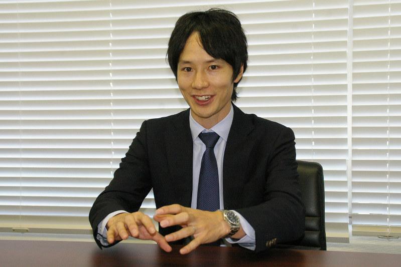 角田望 リーガルフォース社長