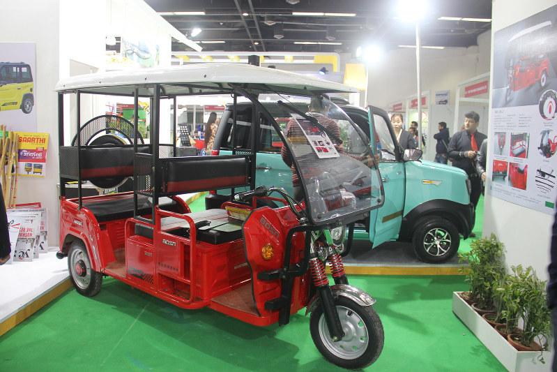 普及が期待される電動三輪車