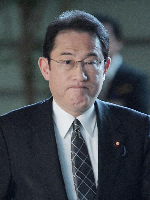 岸田政調会長、衆院静岡5区で元職支援表明 - 毎日新聞