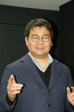 白坂一 AIサムライ社長