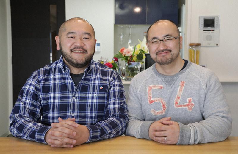 【LGBT】「同姓婚できないのは憲法違反。認めて」 川越市の40代男性カップルが国に損害賠償を求めて提訴(画像あり) ->画像>8枚