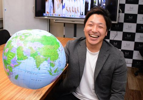 林舟之輔 インバウンドテクノロジー社長 外国人労働者と日本企業をつなぐ