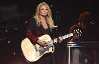 In this April 15, 2018 file photo, Miranda Lambert performs