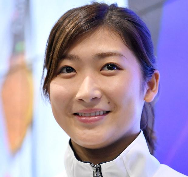 池江璃花子選手(18)